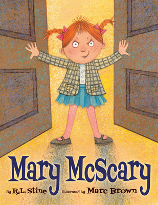 Mary McScary Cover Image