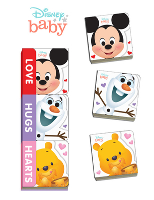 Disney Baby Love, Hugs, Hearts Cover Image