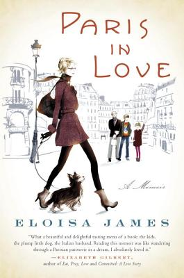 Paris in Love: A Memoir Cover Image