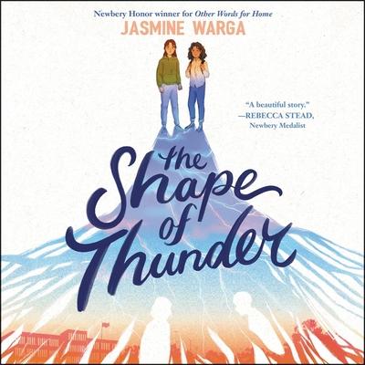 The Shape of Thunder Lib/E cover