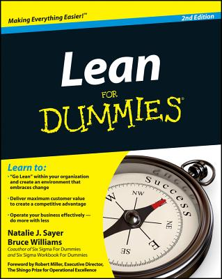 Lean for Dummies Cover Image