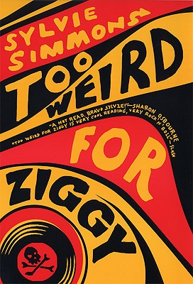 Too Weird for Ziggy Cover