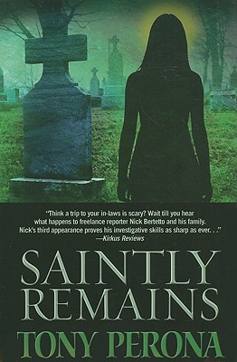 Cover for Saintly Remains