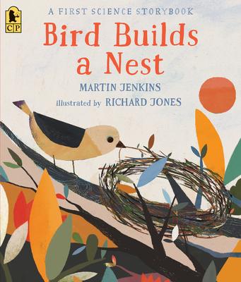 Cover for Bird Builds a Nest