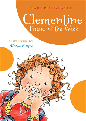 Clementine, Friend of the Week (Clementine (Pb)) Cover Image