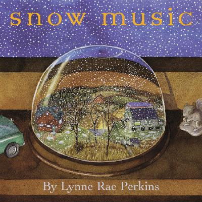 Snow Music Cover