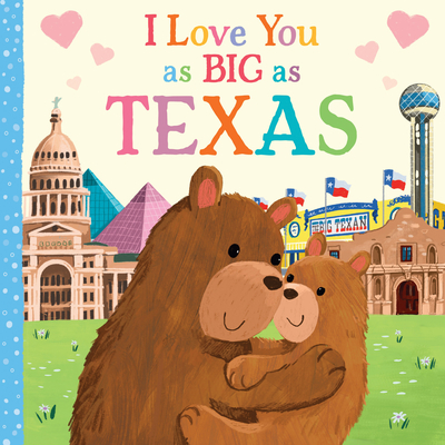 I Love You as Big as Texas Cover Image