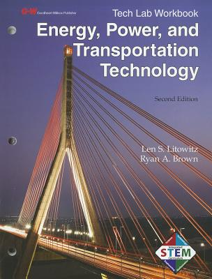 Energy, Power, and Transportation Technology Tech Lab Workbook Cover Image