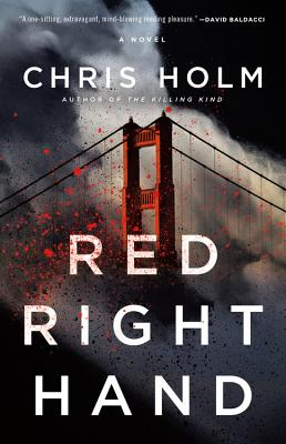 RED RIGHT HAND (A Michael Hendricks Novel #2) Cover Image
