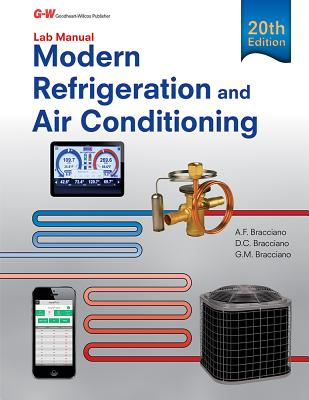 Modern Refrigeration and Air Conditioning Lab Manual Cover Image