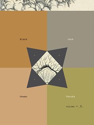 Black Jack, Volume 6 Cover