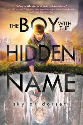 The Boy with the Hidden Name Cover