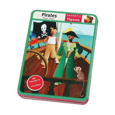 Pirates Magnetic Figures Cover Image