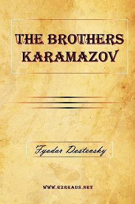The Brothers Karamazov Cover