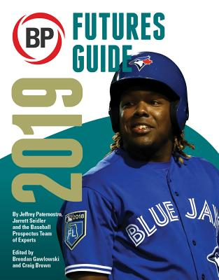Baseball Prospectus Futures Guide 2019 Cover Image