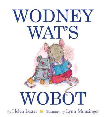 Wodney Wat's Wobot Cover