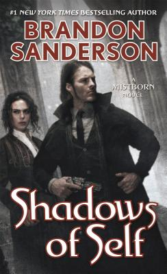 Shadows of Self: A Mistborn Novel Cover Image