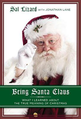 Being Santa Claus Cover