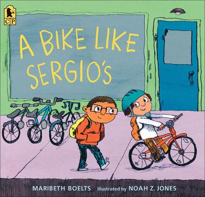 Cover for A Bike Like Sergio's