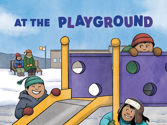 At the Playground: English Edition Cover Image