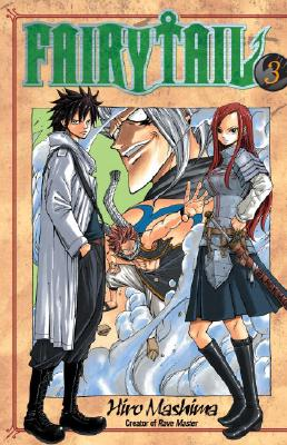 Fairy Tail 3 Cover