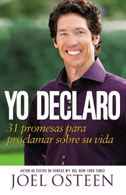 I Declare: 31 Promises to Speak Over Your Life Cover Image