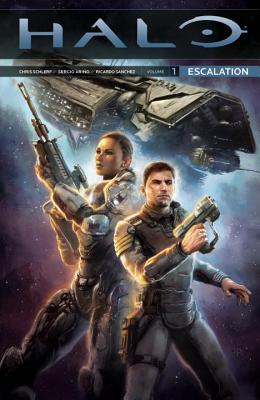 Halo: Escalation Volume 1 cover image
