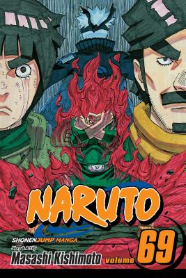 Naruto, Vol. 69 cover image