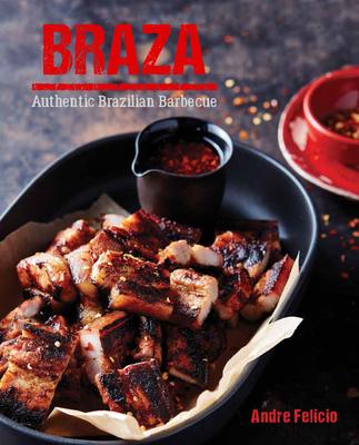 Braza: Authentic Brazilian Barbecue Cover Image
