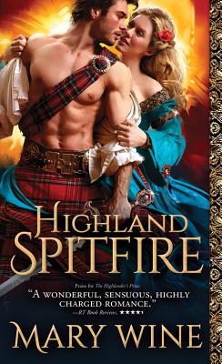 Highland Spitfire (Highland Weddings #1) Cover Image