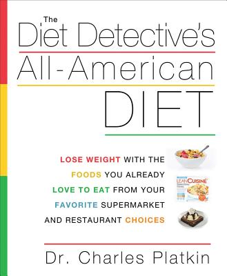 The Diet Detective's All-American Diet Cover