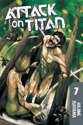 Attack on Titan 7 cover image