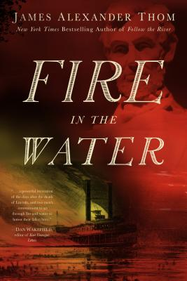 Fire in the Water Cover Image