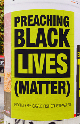 Preaching Black Lives (Matter) Cover Image