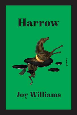 Harrow: A novel Cover Image
