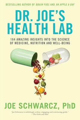 Dr. Joe's Health Lab Cover