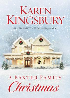 A Baxter Family Christmas Cover