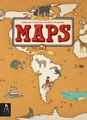 Maps: Deluxe Edition Cover Image