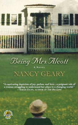 Being Mrs. Alcott Cover