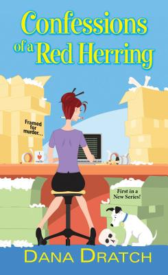 Confessions of a Red Herring (Red Herring Mystery #1) Cover Image