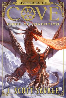 Fires of Invention, Volume 1 (Mysteries of Cove #1) Cover Image