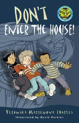 Don't Enter the House! Cover