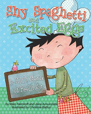 Shy Spaghetti and Excited Eggs Cover