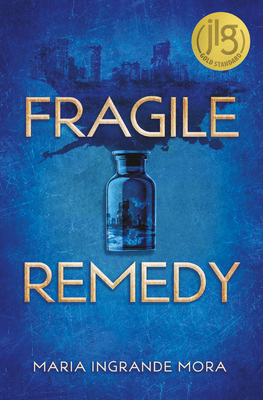 Cover for Fragile Remedy