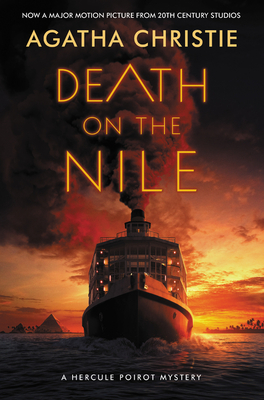 Death on the Nile: A Hercule Poirot Mystery (Hercule Poirot Mysteries #17) Cover Image