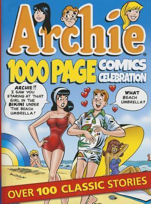 Archie 1000 Page Comics Celebration (Archie 1000 Page Digests) Cover Image