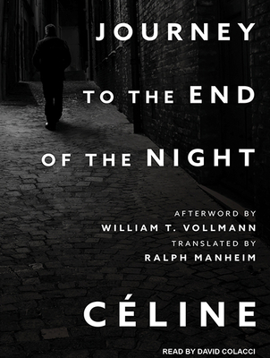 Journey to the End of the Night Cover Image