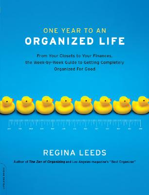 One Year to an Organized Life Cover
