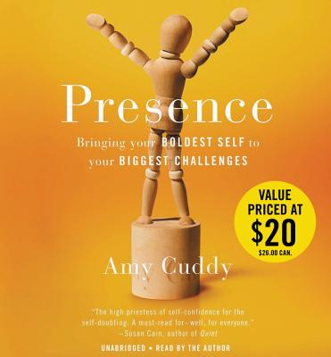 Presence Lib/E: Bringing Your Boldest Self to Your Biggest Challenges Cover Image