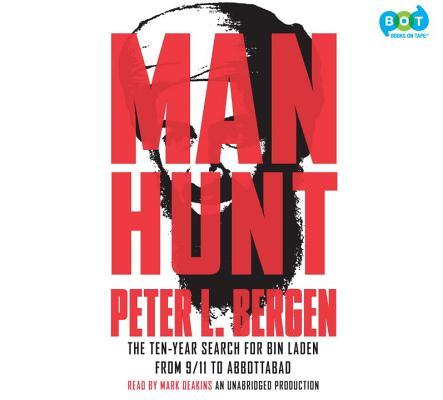 Cover for Manhunt (Lib)(CD)